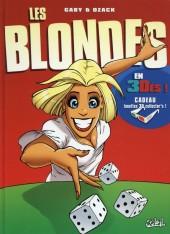 Les blondes -HS12- En 3Dés !