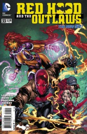 Red Hood and the Outlaws (2011) -33- Good Will Hurting