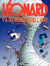 Léonard -33- Y a du génie dans l'air!