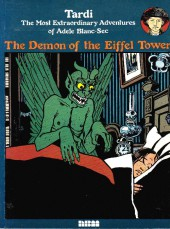 Adèle Blanc-Sec (The Most Extraordinary Adventures of) -2- The Demon of the Eiffel Tower