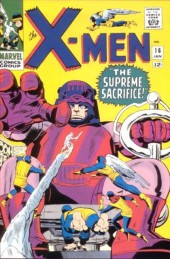 Uncanny X-Men (The) (1963) -16- The supreme sacrifice!