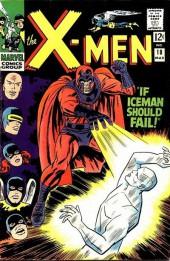 Uncanny X-Men (The) (1963) -18- If iceman should fail..!