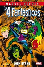 Marvel Héroes -62- Los 4 Fantásticos de John Byrne 4