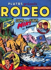 Rodéo -1- Rodeo n°1