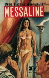 Messaline -5- La dague et la flamme