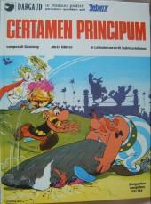 Astérix (en latin) -7- Certamen principum