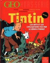 Tintin - Divers -74- Les arts et les civilisations vus par le héros d'hergé