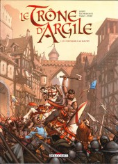 Le trône d'Argile -1a- Le chevalier à la hache