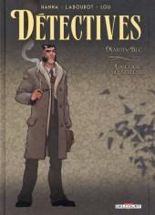 Détectives - Delcourt -4- Martin Bec - La Cour silencieuse