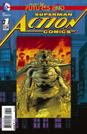 Action Comics: Futures End (2014) -1- Crossroads