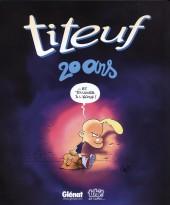 Titeuf -HS6- 20 ans