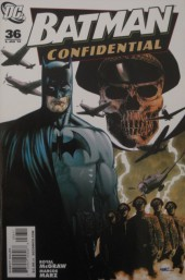 Batman Confidential (2007) -36- Rules of engagement