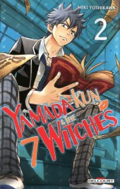 Yamada kun & the 7 Witches -2- Tome 2