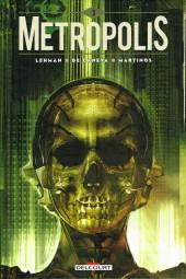 Metropolis (Lehman/De Caneva) -3- Tome 3