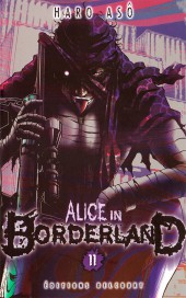 Alice in borderland -11- Tome 11