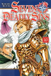 Seven Deadly Sins -10- Tome 10