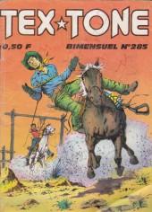 Tex-Tone -285- La souricière