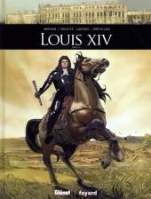 Ils ont fait l'Histoire -10- Louis XIV - Tome 1/2