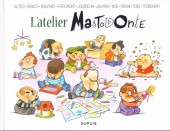 L'atelier Mastodonte - Tome 3