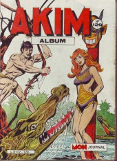 Akim (1re série) -REC129- Album N°129 (du n°637 au n°640)