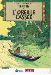Tintin - Publicités -6Libre 4/4- L'oreille cassée (4)
