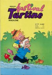 Tartine (2e série) (Festival) -22- Tartine court après son ombre