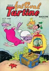 Tartine (2e série) (Festival) -23- Marée céleste