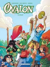 Ovalon -1- La soule