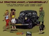 Vieux Tacots - La Traction Avant, l'Universelle !