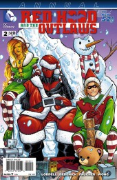 Red Hood and the Outlaws (2011) - ... Yule Be Dead for Christmas !
