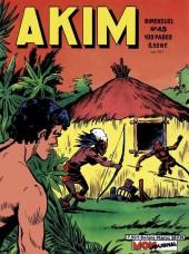 Akim (1re série) -45- Le galion retrouvé