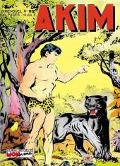 Akim (1re série) -110- Les étranges habitants des neiges éternelles