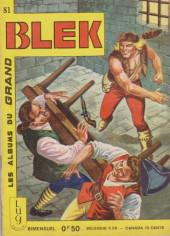 Blek (Les albums du Grand) -81- Numéro 81