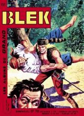 Blek (Les albums du Grand) -151- Numéro 151