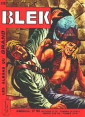 Blek (Les albums du Grand) -178- Numéro 178