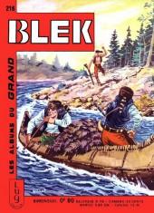 Blek (Les albums du Grand) -216- Numéro 216