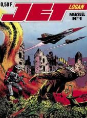 Jet Logan (puis Jet) -1- Les êtres primitifs
