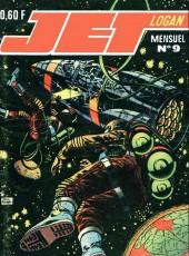 Jet Logan (puis Jet) -9- Dans dix jours la fin du monde