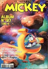 (Recueil) Mickey (Le Journal de) -197- Du n°2597 au n°2607