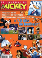 (Recueil) Mickey (Le Journal de) -223- Du n° 2911 au n° 2920