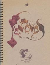 Fantagas -HS1- Fantagas Sketches