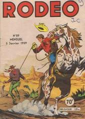 Rodéo -89- Numéro 89