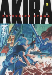 Akira (2009) -3- Volume 3