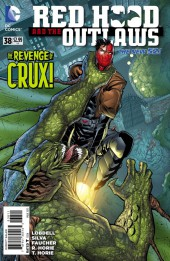 Red Hood and the Outlaws (2011) -38- Masks