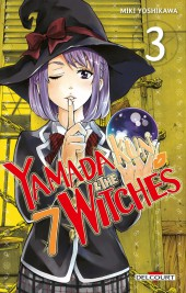 Yamada kun & the 7 Witches -3- Tome 3
