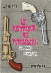 Nouveaux Mini-récits Spirou -4044- Le nettoyeur de tucumcari : Nouveau mexique