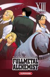 FullMetal Alchemist -INT13- Volume XIII - Tomes 26-27