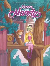 Nanny Mandy -1- Mathis et le grand trésor