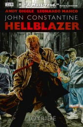 Hellblazer (1988) -INT- Joyride (#230-237)