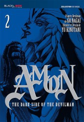 Amon - The dark side of the Devilman -2- Tome 2